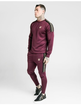 Sik Silk Cartel Sweatshirt by Sik Silk