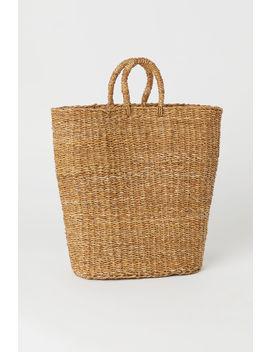 Handmade Laundry Basket by H&M