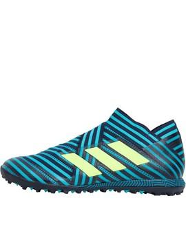 Adidas Nemeziz Tango 17+ 360 Agility Tf Football Boots Legend Ink/Solar Yellow/Energy Blue by Adidas
