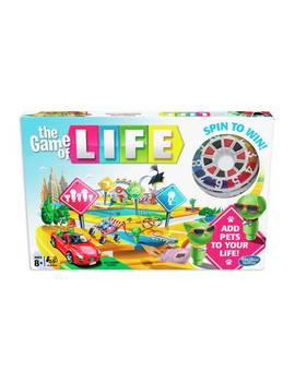 The Game Of Life From Hasbro Gaming268/1166 by Argos