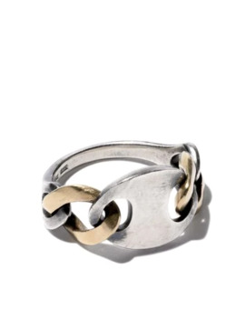 Chain Link Ring by Hum