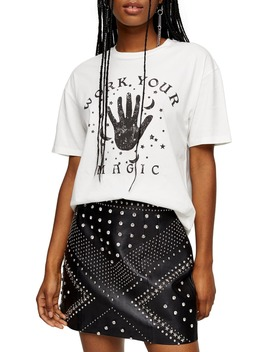 Work Your Magic Tee by Topshop