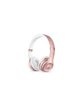 Auscultadores BeatsSolo3Wireless   Rosa Dourado by Apple