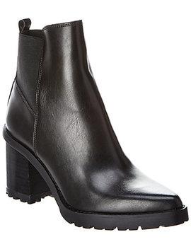 Franco Sarto Tallon Leather Bootie by Franco Sarto