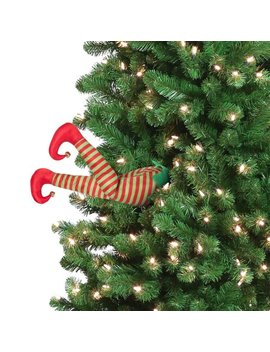 Mr. Christmas Animated Elf Kickers Christmas Decoration, 16 In by Mr. Christmas