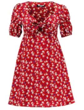 Romina   Day Dress by Fashion Union Petite