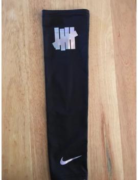 Undefeated X Kobe Nike Pro Elite Basketball Sleeve Sz S/M by Undefeated  ×
