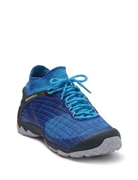 Cham 7 Knit Hiking Sneaker by Merrell