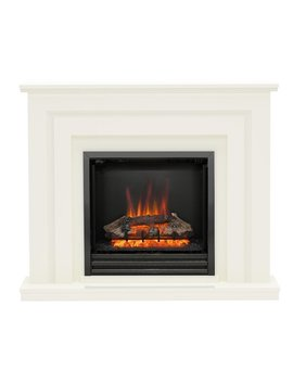 Whitham Electric Fire Suite by Be Modern