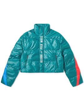 Reebok X Pyer Moss Ballfiber Jacket by Reebok