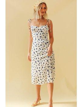 Arizona Midi Dress // Leopard by Vergegirl
