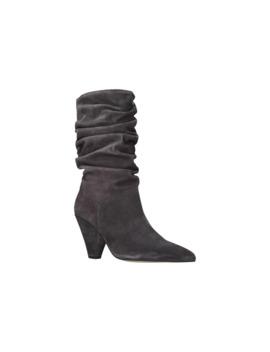 Carvela Scrunch Slouch Boots, Grey by Carvela