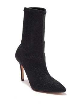 Sciarpe Glitter Sock Bootie by Schutz