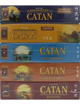 Kolonisten Van Catan + Uitbreidingen by 999 Games