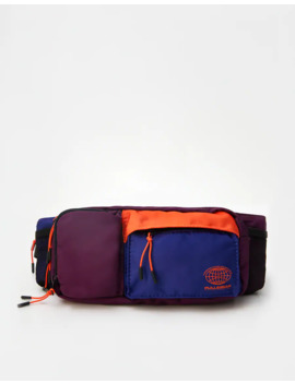 Multicoloured Belt Bag With Pockets by Pull & Bear