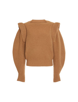 Jody Wool And Cashmere Blend Sweater by Isabel Marant