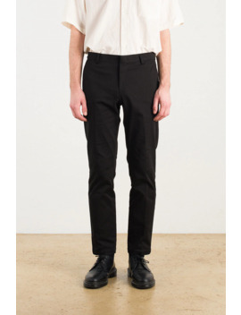 Menswear   Daily Chino, Black by Olive