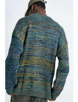 Urban Outfitters – Strickpullover In Blau by Urban Outfitters Shoppen