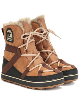 Explorer Suede Boots by Sorel