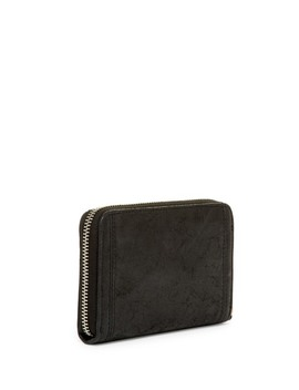 Logan Small Leather Zip Wallet by Botkier