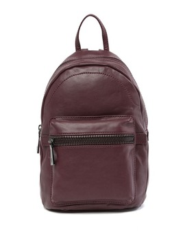 Lena Leather Zip Backpack by Frye