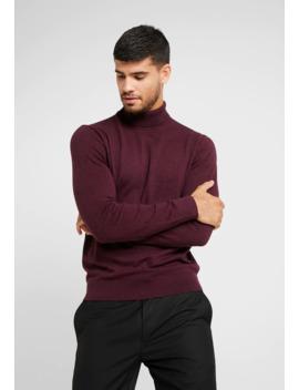 Core Roll   Sweter by Burton Menswear London