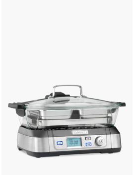 Cuisinart Stm1000 U Cookfresh Professional Glass Steamer by Cuisinart