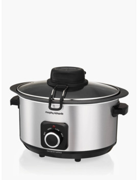 Morphy Richards 461010 Sear, Stew And Stir Slow Cooker, 6.5 L by Morphy Richards