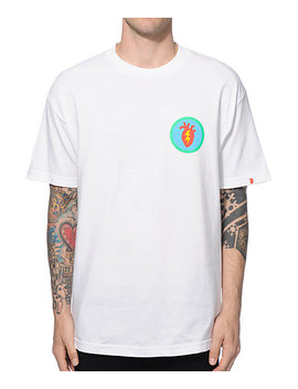 Most Dope Mac Heart T Shirt by Most Dope By Mac Miller