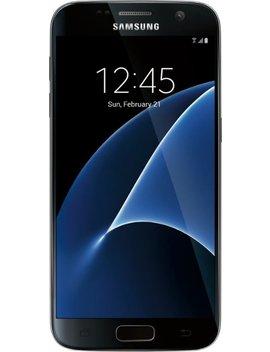 Samsung Galaxy S7   Black by Total Wireless