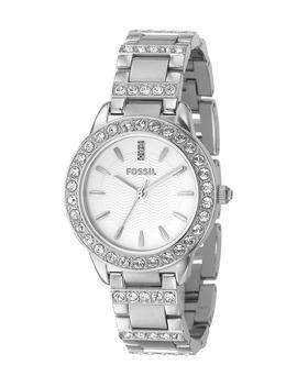 'jesse' Crystal Embellished Bracelet Watch, 34mm by Fossil