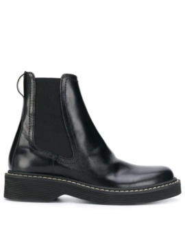 Pull On Ankle Boots by Marni