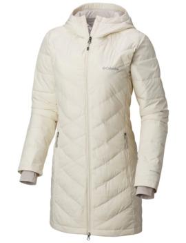 Women's Heavenly™ Long Hooded Jacket by Columbia Sportswear