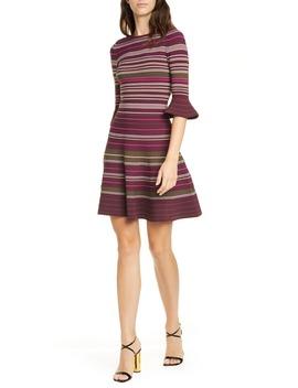Tayiny Stripe Ottoman Dress by Ted Baker London