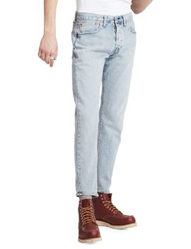 501 Slim Tapered Thistle Jeans by Levi's