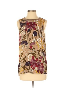 Sleeveless Blouse by Ann Taylor Loft Outlet