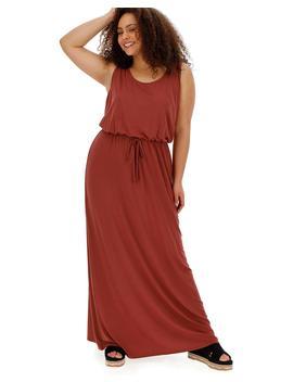 Paprika Vest Maxi Dress by Simply Be