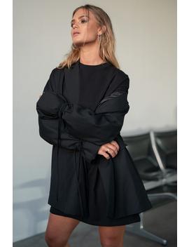 Oversized T Shirt Dress Sort by Hannaschonbergxnakd