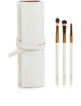 For Your Eyes Only Brush Roll by Lilah B