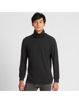 Heattech Extra CÁlido TÉrmico Camiseta Cuello Alto Hombre by Uniqlo