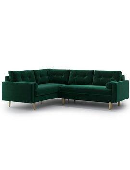Stclair Sleeper Corner Sofa by 17 Stories