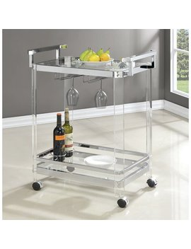 Saoirse Bar Cart by Allmodern