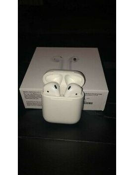 <Span><Span>Airpods With Charging Case And Wire Generation 2   White</Span></Span> by Ebay Seller