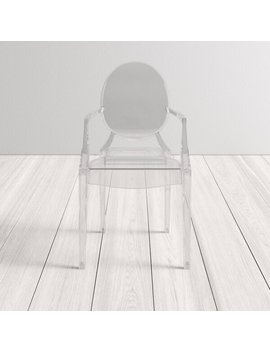 Kartell Ghost Louis Dining Chair by Allmodern
