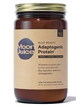 Blue Beauty Adaptogenic Protein™ Dietary Supplement by Moon Juice
