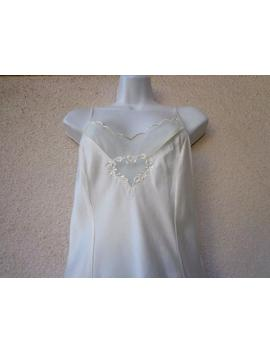 1980s Victoria's Secret Slip Style 100% Silk Nightgown. Size M by Etsy