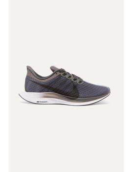 Zoom Pegasus Turbo Be True Mesh Sneakers by Nike