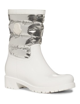 Gisele Stivale Waterproof Rain Boot by Moncler