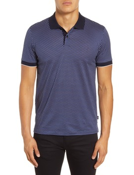 Phillipson 63 Slim Fit Polo Shirt by Boss