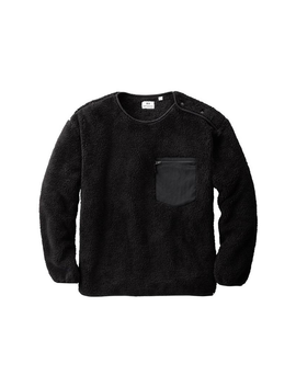 Uniqlo X Engineered Garments Fleece Pullover (Us Sizing) Black by Stock X
